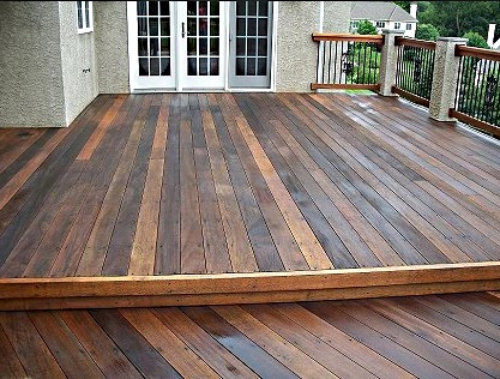 NuLook repairs and builds Wood and Composite Decks on h&m home design, beautiful home exterior design, house design,